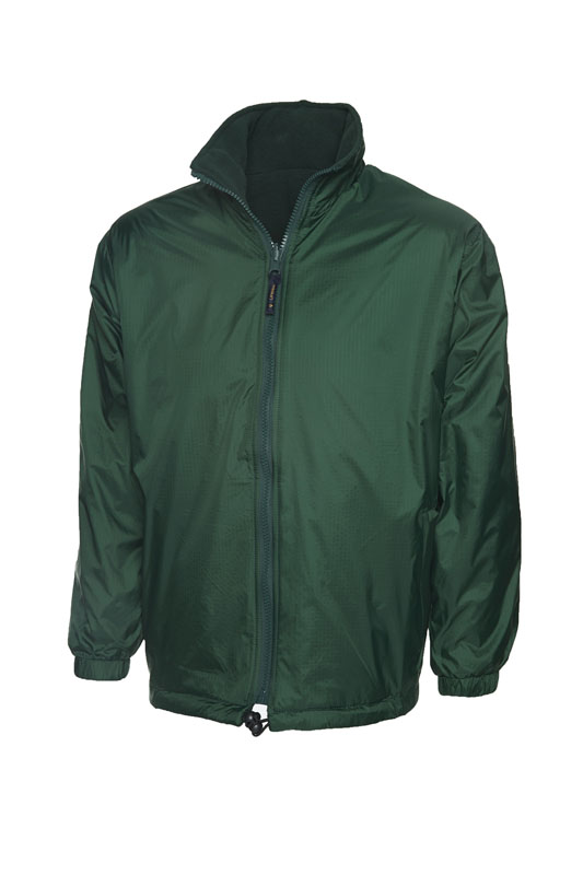 Premium Reversible Fleece Jacket bg