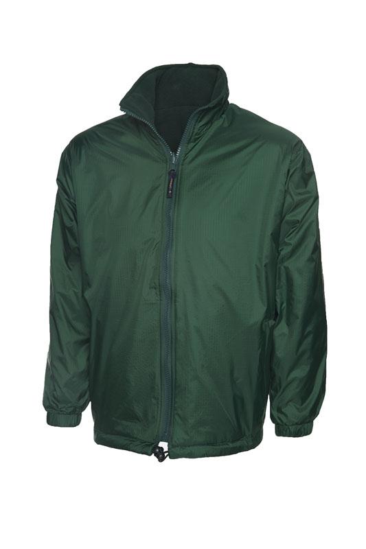 Premium Reversible Fleece Jacket bg