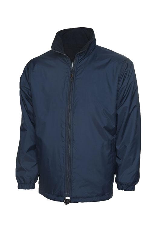 Premium Reversible Fleece Jacket nv