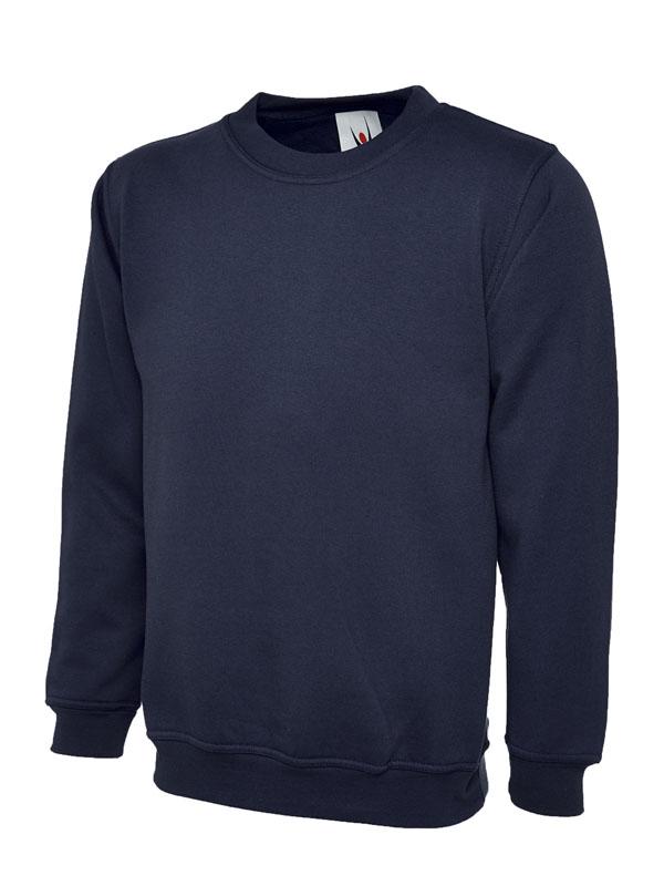Premium Sweatshirt 350GSM UC201 navy
