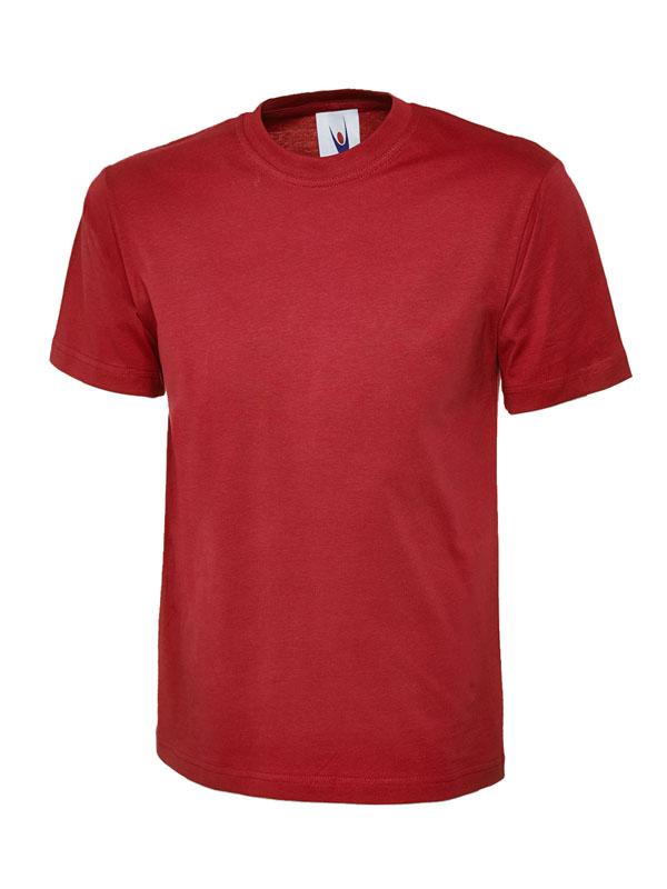 Premium T Shirt UC302 200gsm red