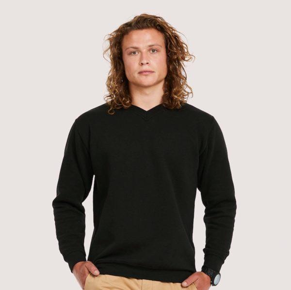 Premium V Neck Sweatshirt UC204