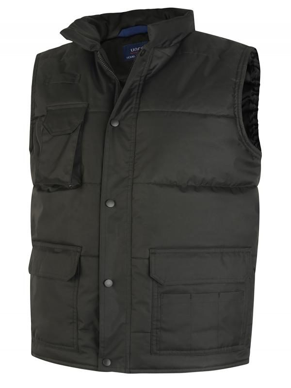 Super Pro Body Warmer UC640 bk