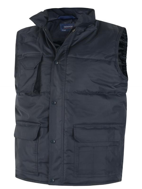 Super Pro Body Warmer UC640 nv