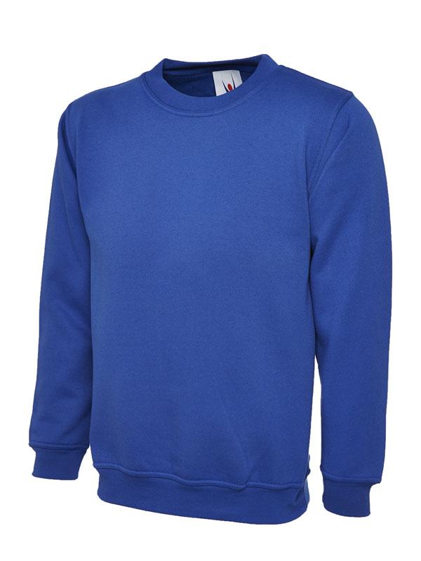 Sweatshirt UC203 300gsm royal