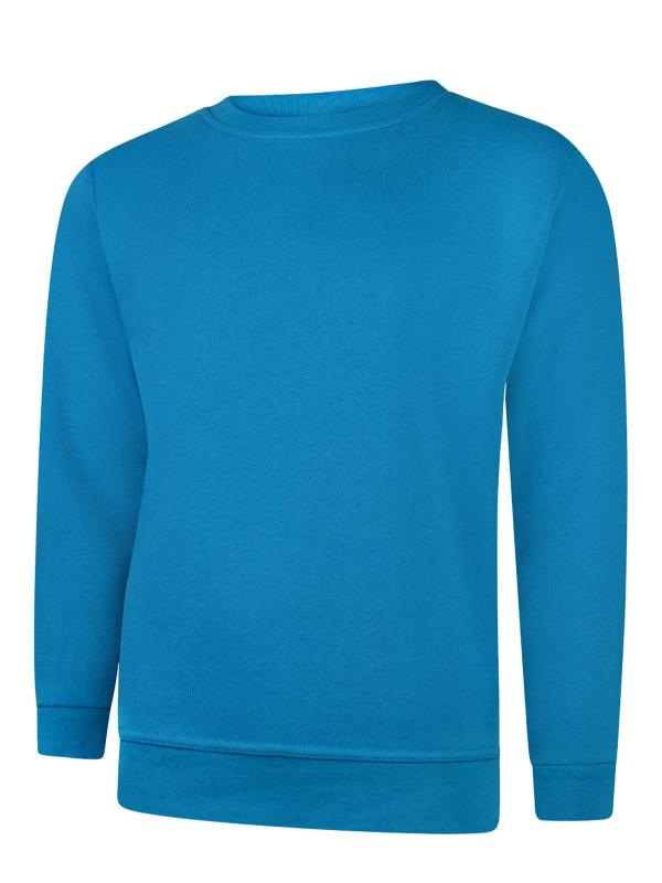 Sweatshirt UC203 300gsm sapphire blue