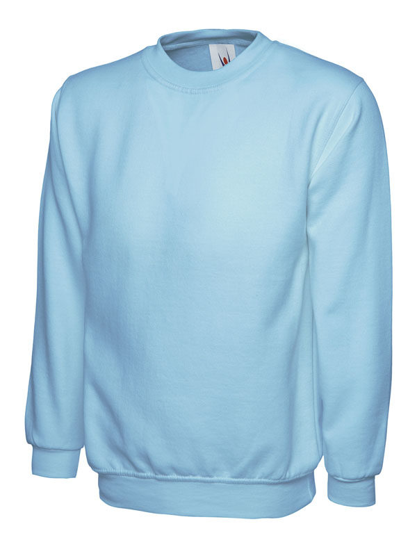 Sweatshirt UC203 300gsm sky