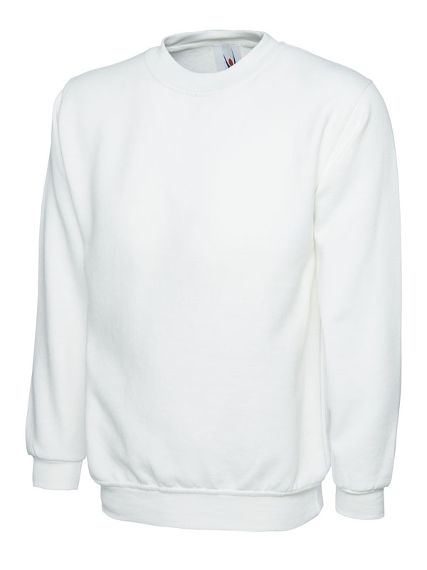 Sweatshirt UC203 300gsm white