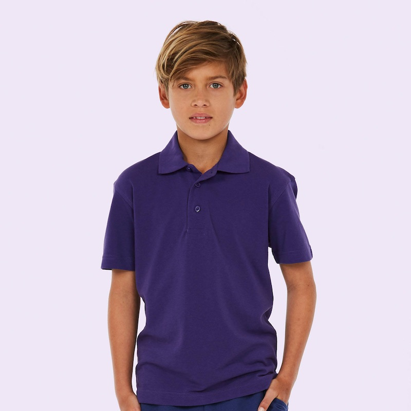 childrens polo shirt UC103