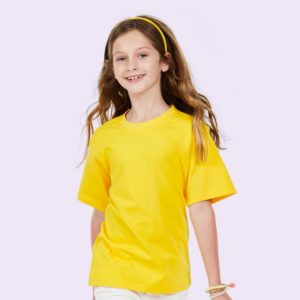 childrens t shirt 180gsm UC306