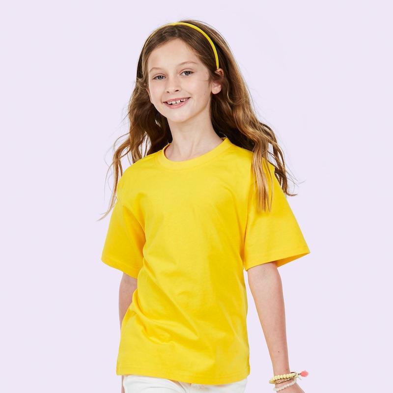 childrens t shirt 180gsm UC306