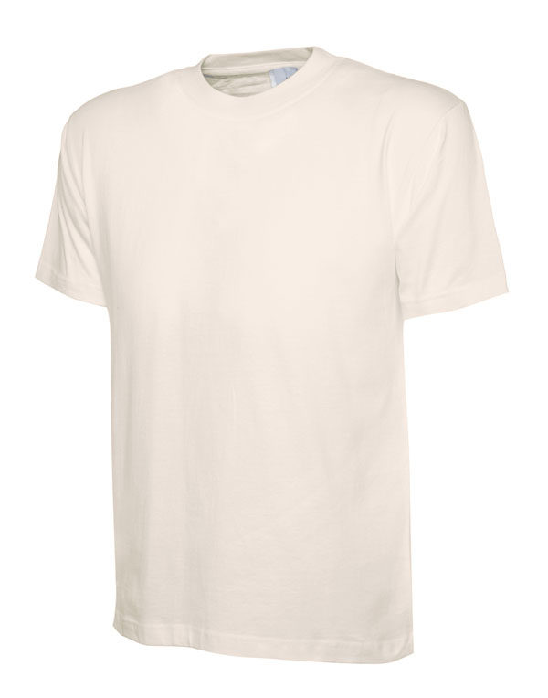 classic t shirt 180GSM UC301 beige