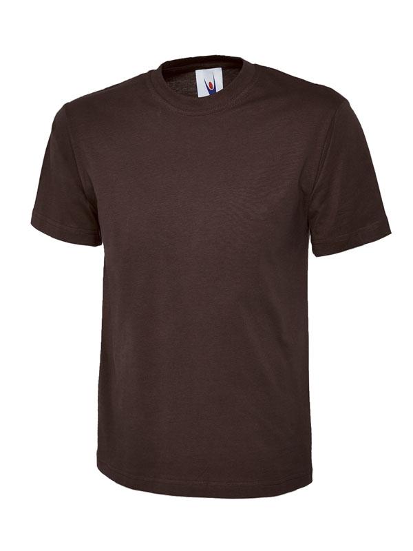 classic t shirt 180GSM UC301 browb