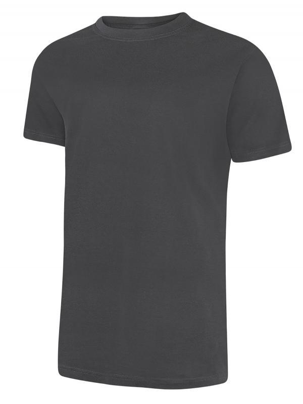 classic t shirt 180GSM UC301 charcoal
