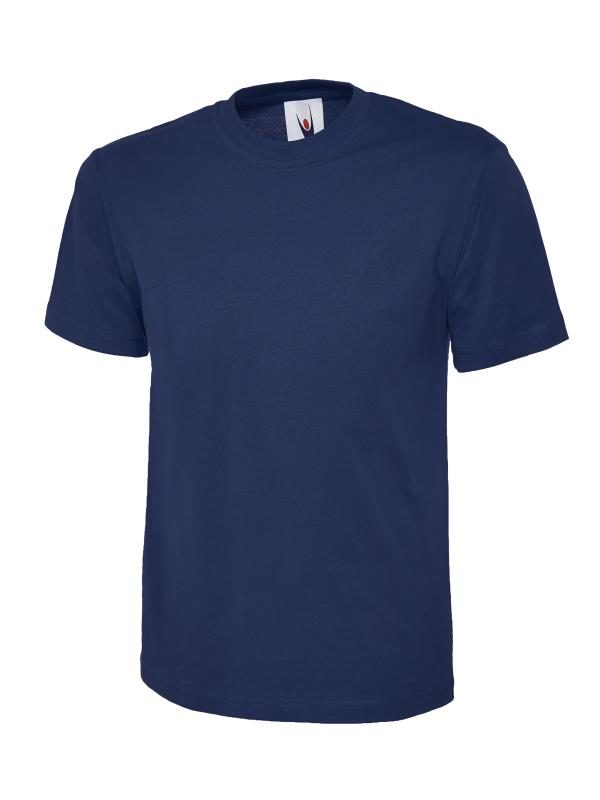 classic t shirt 180GSM UC301 french navy