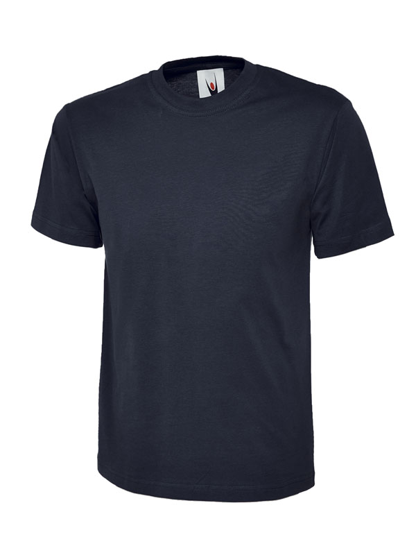 classic t shirt 180GSM UC301 navy