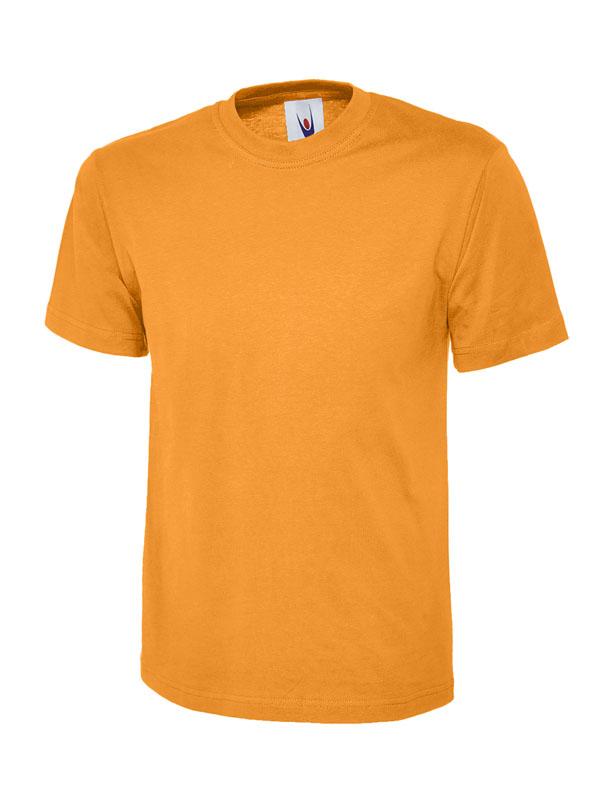 classic t shirt 180GSM UC301 orange