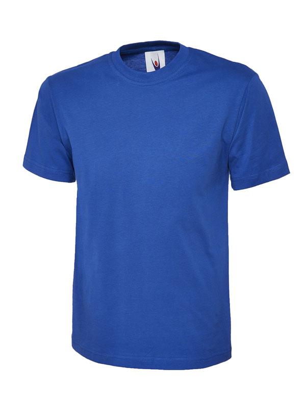 classic t shirt 180GSM UC301 royal