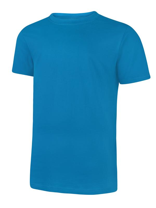 classic t shirt 180GSM UC301 sapphire blue