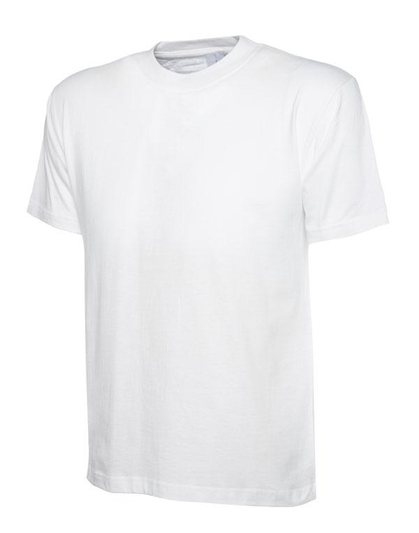 classic t shirt 180GSM UC301 white