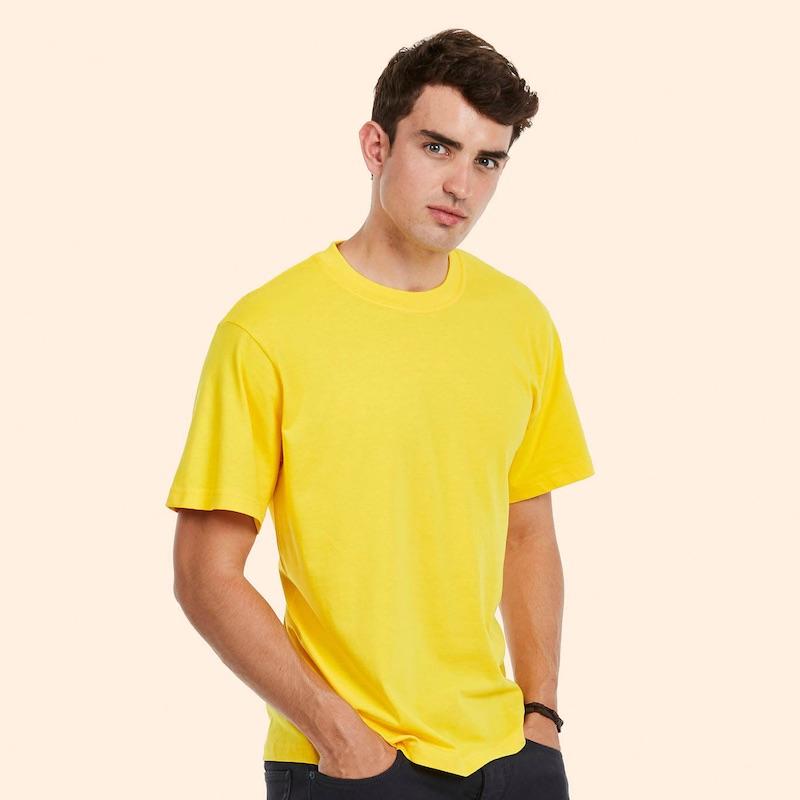 classic t shirt 180GSM UC301