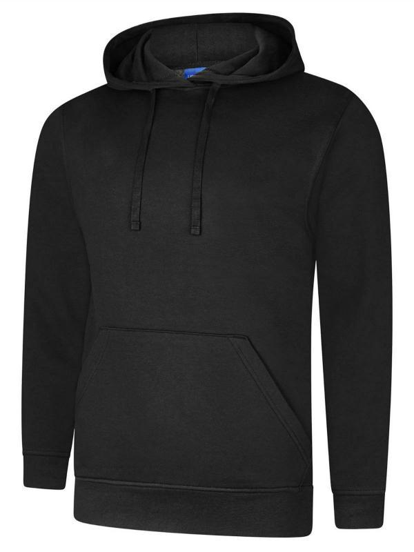 hooded sweatshirt UX4 black