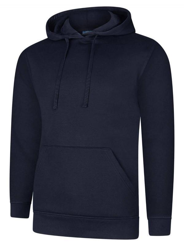 hooded sweatshirt UX4 navy