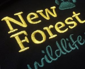 newforest embroidery tee
