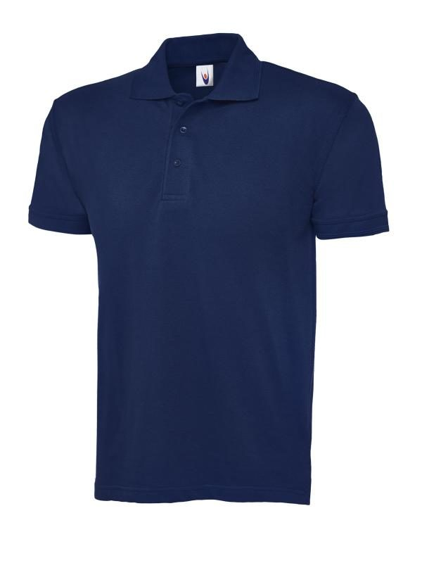 premium polo shirt UC102 french navy