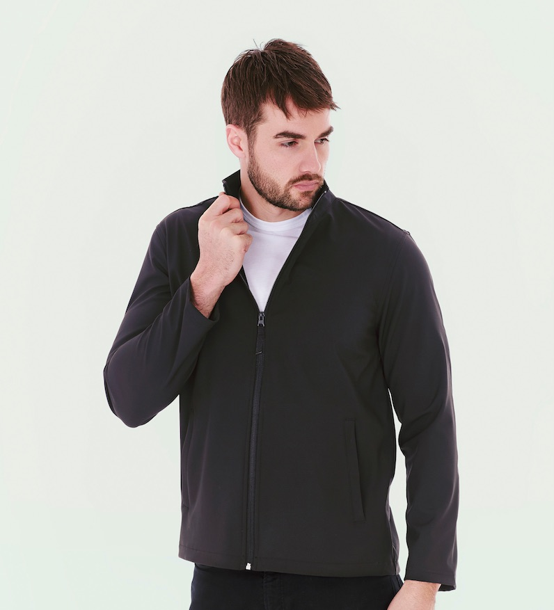 soft shell jacket 280gsm