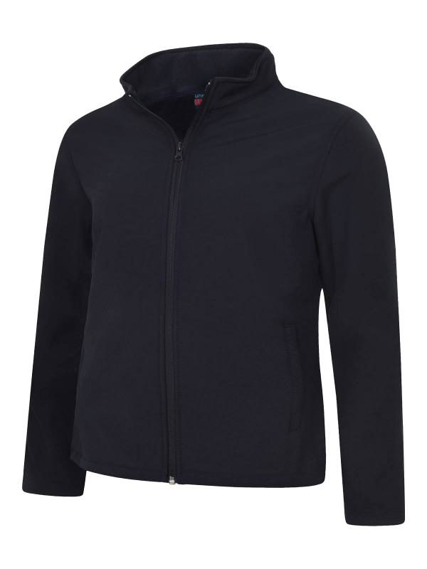 soft shell jacket UX6 navy