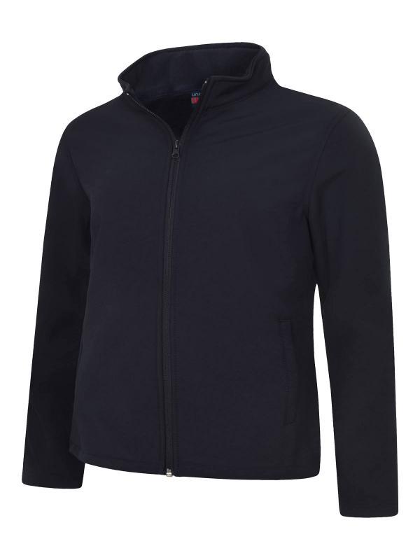 soft shell jacket UX6 navy
