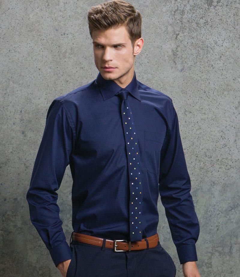K104 long sleeve business shirt e1552323797853