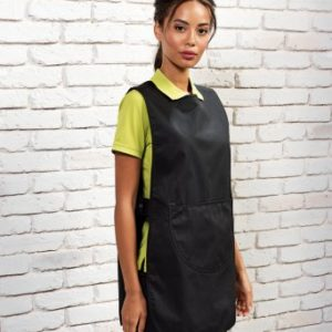Long Length Tabard Pocket
