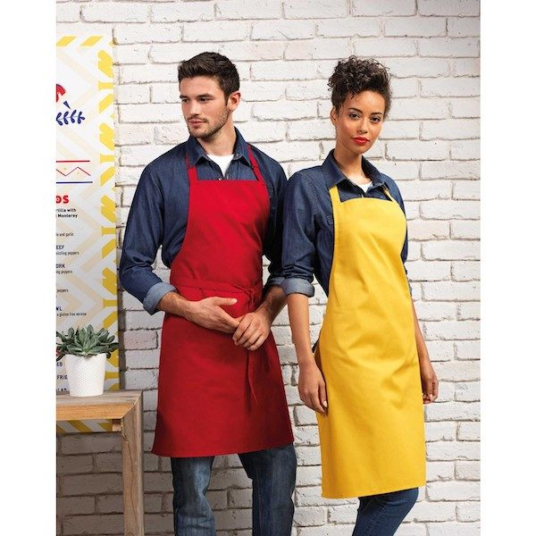 catering wear aprons