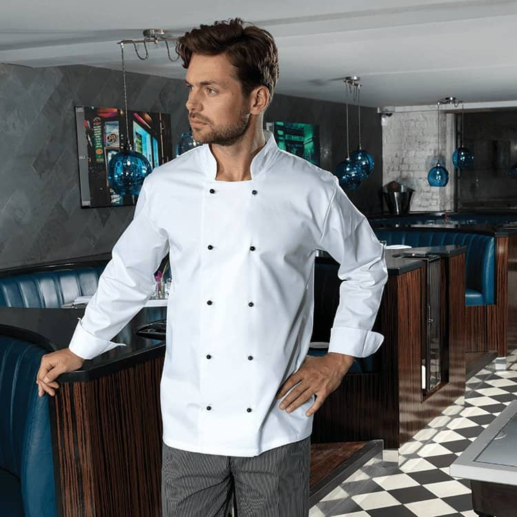 chefs cuisine jacket 661
