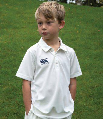 childrens cricket uniform