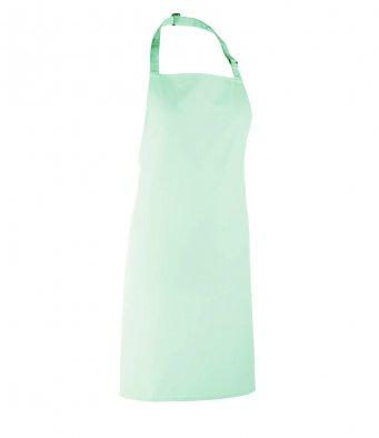 classic bib apron aqua