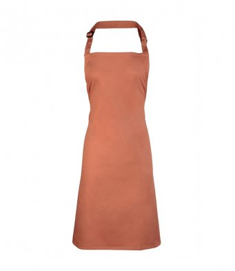 classic bib apron chestnut