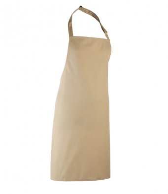 classic bib apron khaki