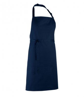 classic bib apron navy