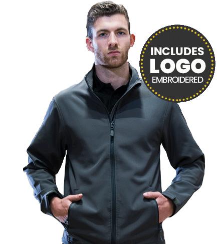 deal softshell jacket m 1