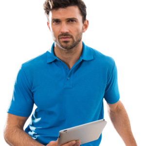 Mens Workwear Polo Shirts