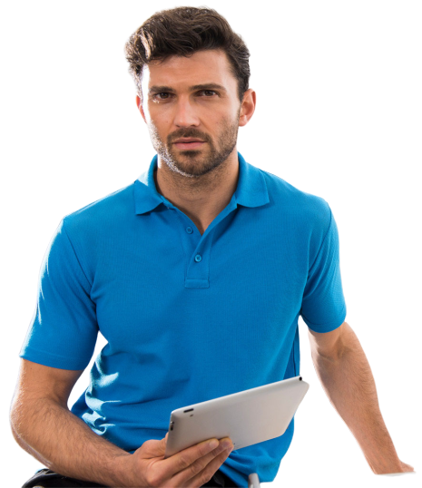 Mens Workwear Polo Shirts