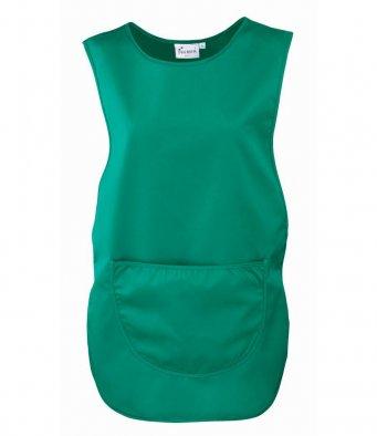 premier pocket tabard dark emerald