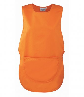 premier pocket tabard orange