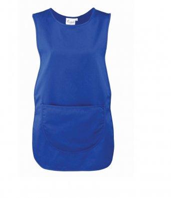 premier pocket tabard royal blue
