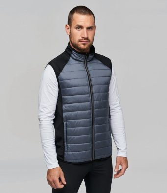 sports bodywarmer
