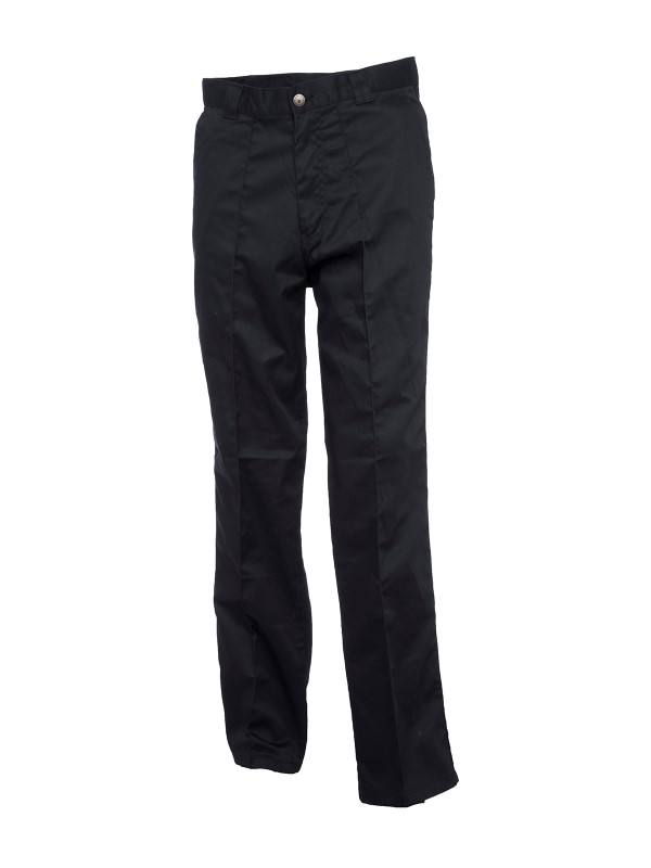 workwear combat trousers UC901 black