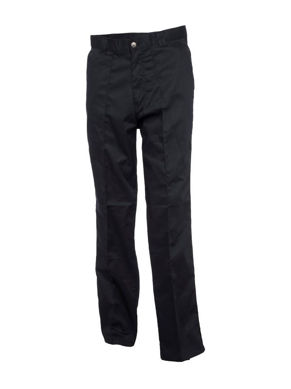 workwear combat trousers UC901 black